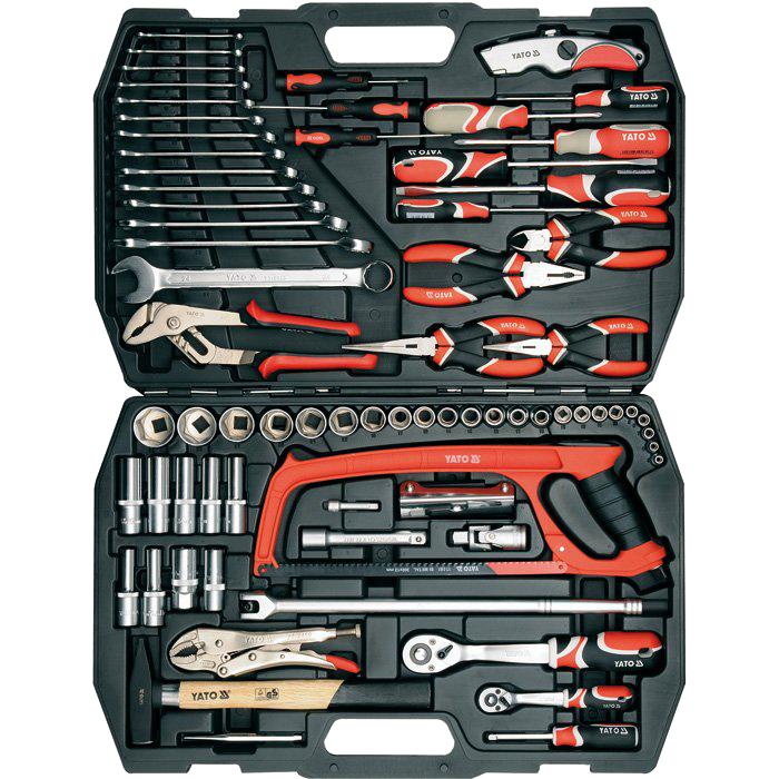 قیمت ست کامل جعبه ابزار